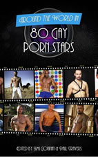 The cover of Around The World In 80 Gay Porn Stars